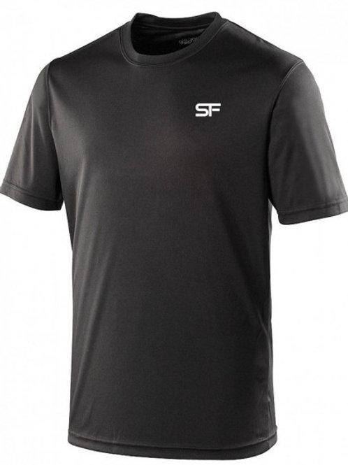 Spike Fitness Workout T-shirt (Black)