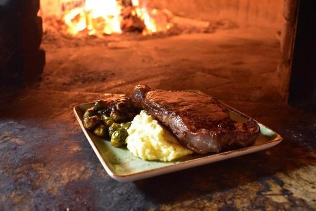 Wood Fired Steak