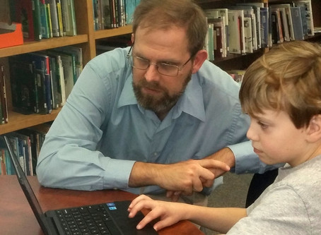 Coding Club at Noble Academy