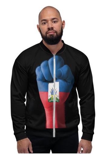 Haiti Bomber jacket