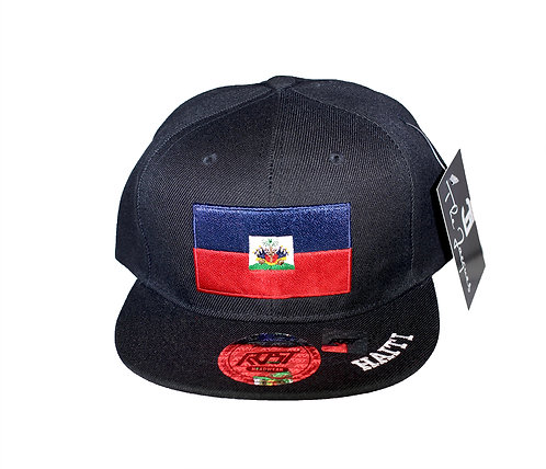 Country Flag Snap Back
