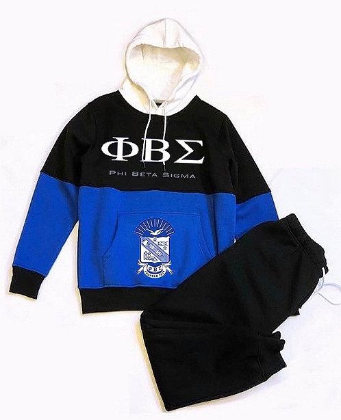Phi Beta Sigma Sweatsuit ( PRE ORDER )