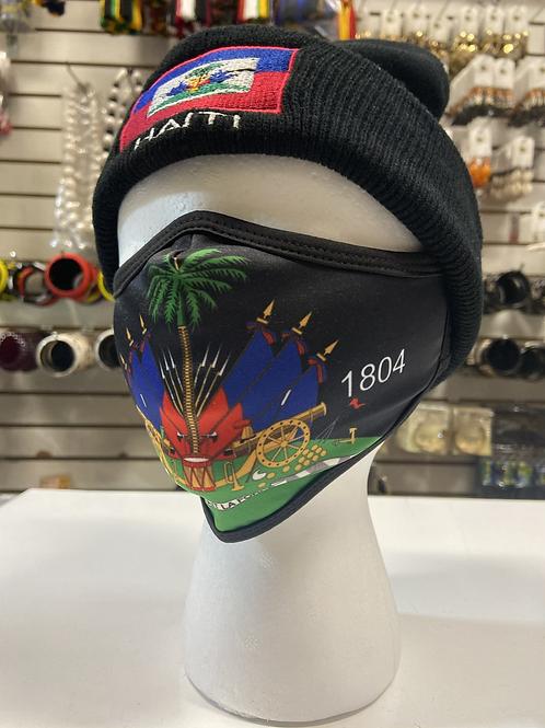 Haiti Mask Black