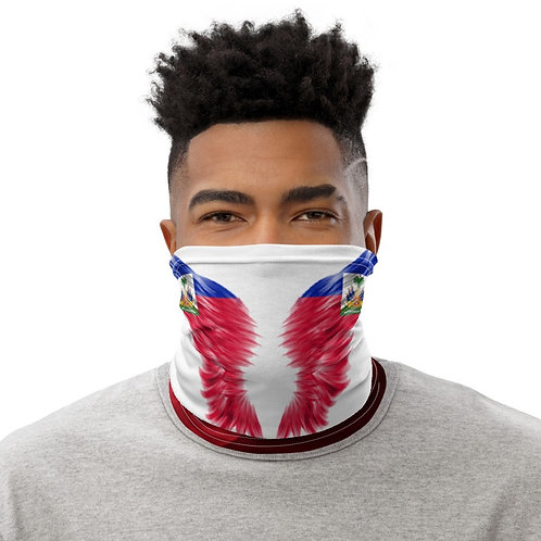 Haiti Wings Face Scarf