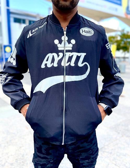 Ayiti Flight jacket