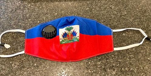 Haiti Filter Mask