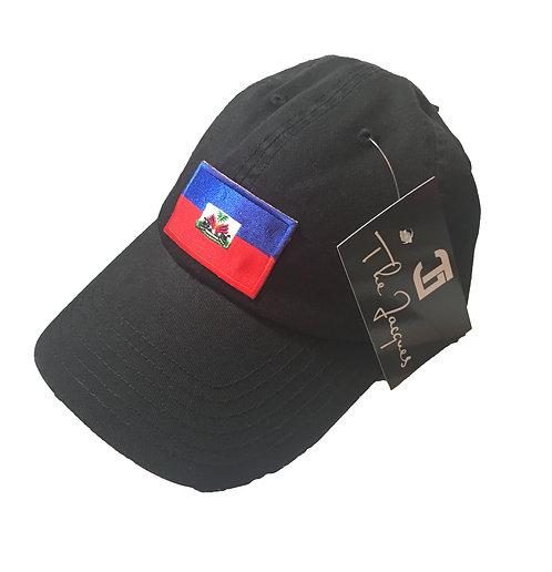Haiti Dad Cap