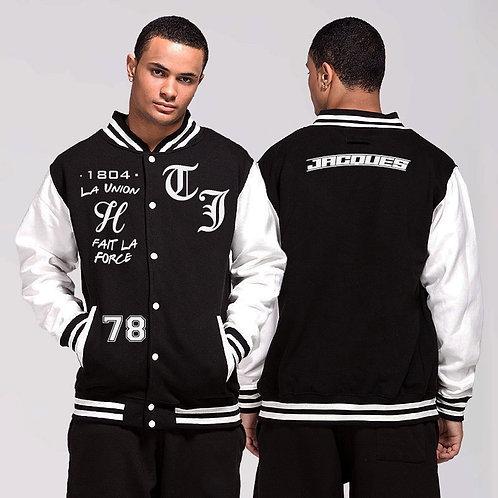 Big H Varsity Jacket