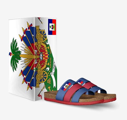 Haiti Striped Sandal