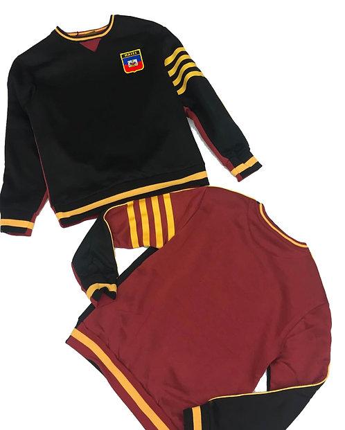 Haiti Stripe Sweaters