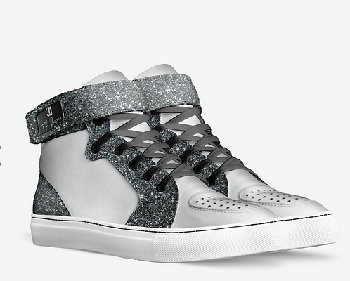 Silver Surfers High Tops