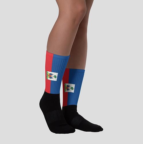 Haiti Socks