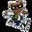 Thumbnail: TJ  Run Bear Sweatshirt