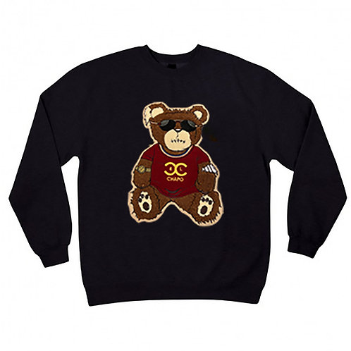 TJ   Bear Sweatshirt