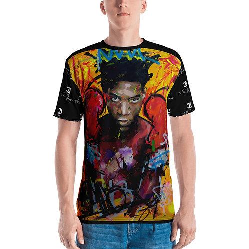 Basquiat Warhol Tee