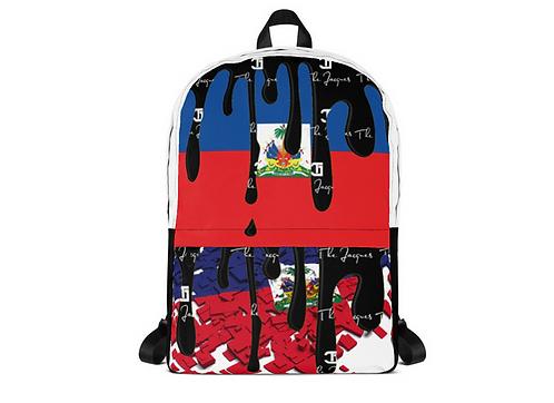 Haiti Dripp Back Pack