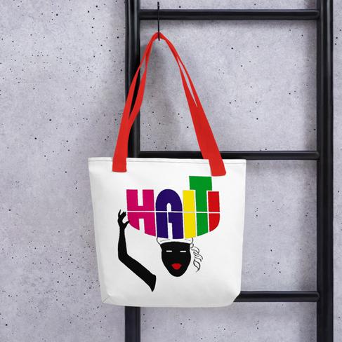 Haiti Toto bag