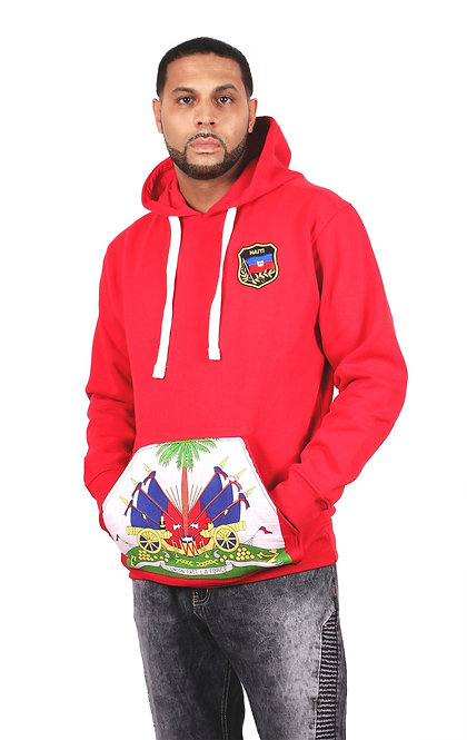 Country Flag Hoodie