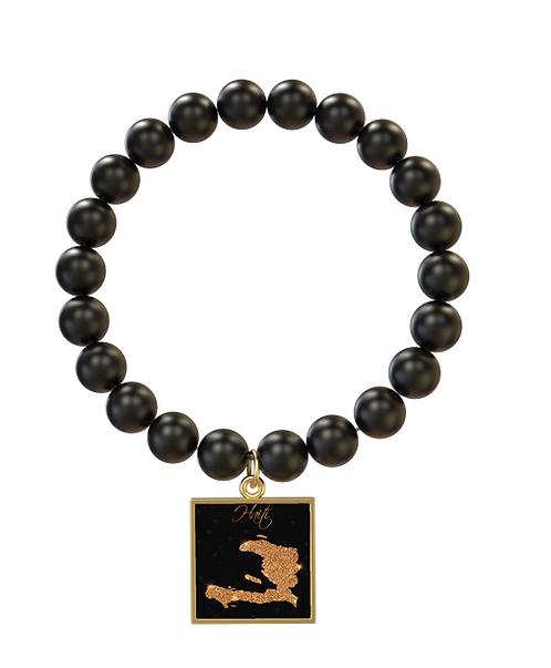 Haiti Gold Beads