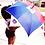 Thumbnail: Haiti Flag Umbrella