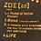 Thumbnail: ZOE Liquid GOLD Tee