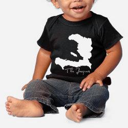 Infant baby Haiti Tee