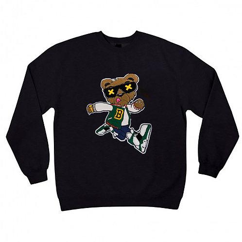 TJ  Run Bear Sweatshirt