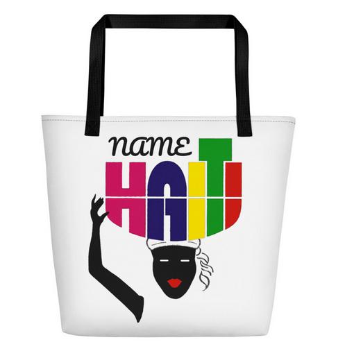 Haiti Beach Bag