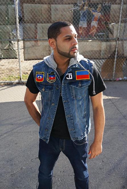 Haiti Jean jacket
