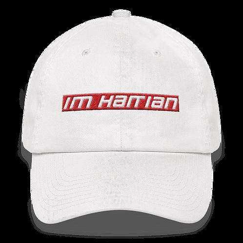 Im Haitian Supreme dad Hat