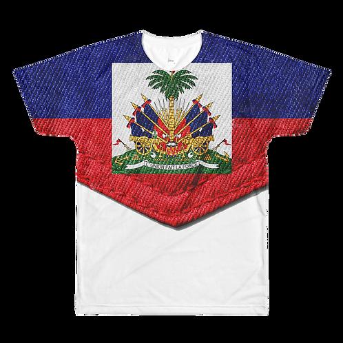 Haiti jean Tee
