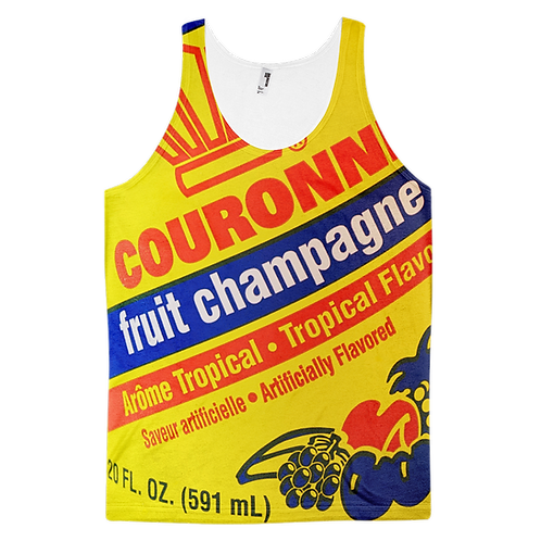 Couronne Soda Tank Top