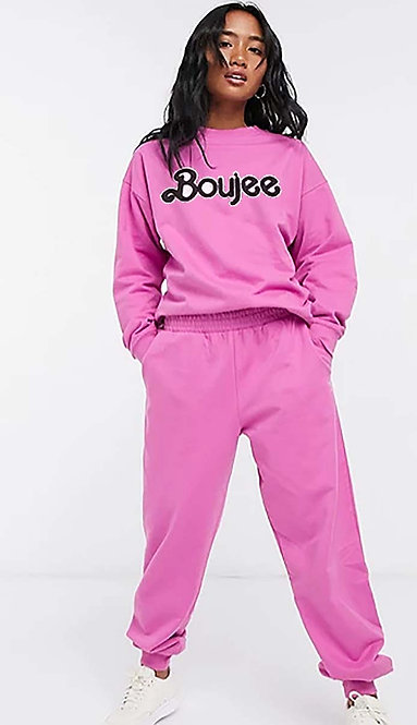 Boujee Sweat Suit