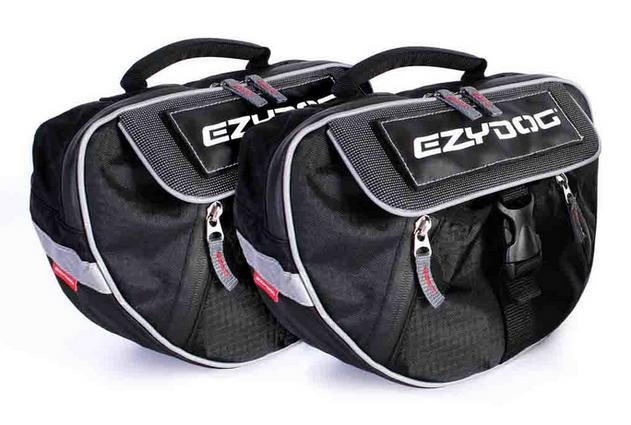 EzyDog Saddle Bags