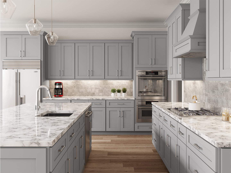 Lait_grey_shaker Kitchen