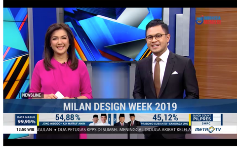 Metro TV - 8 Ikon Betawi Hadir di Ajang Milan Design Week 2019