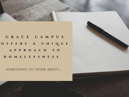 Grace Campus offers a unique approach