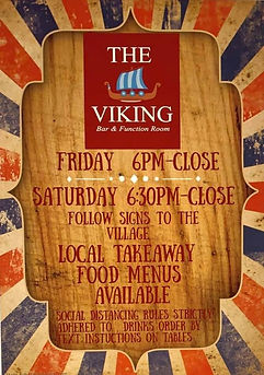 Viking Bar Opening Hours