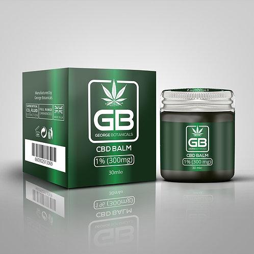 CBD Balm with 1% CBD Extract (30ml)