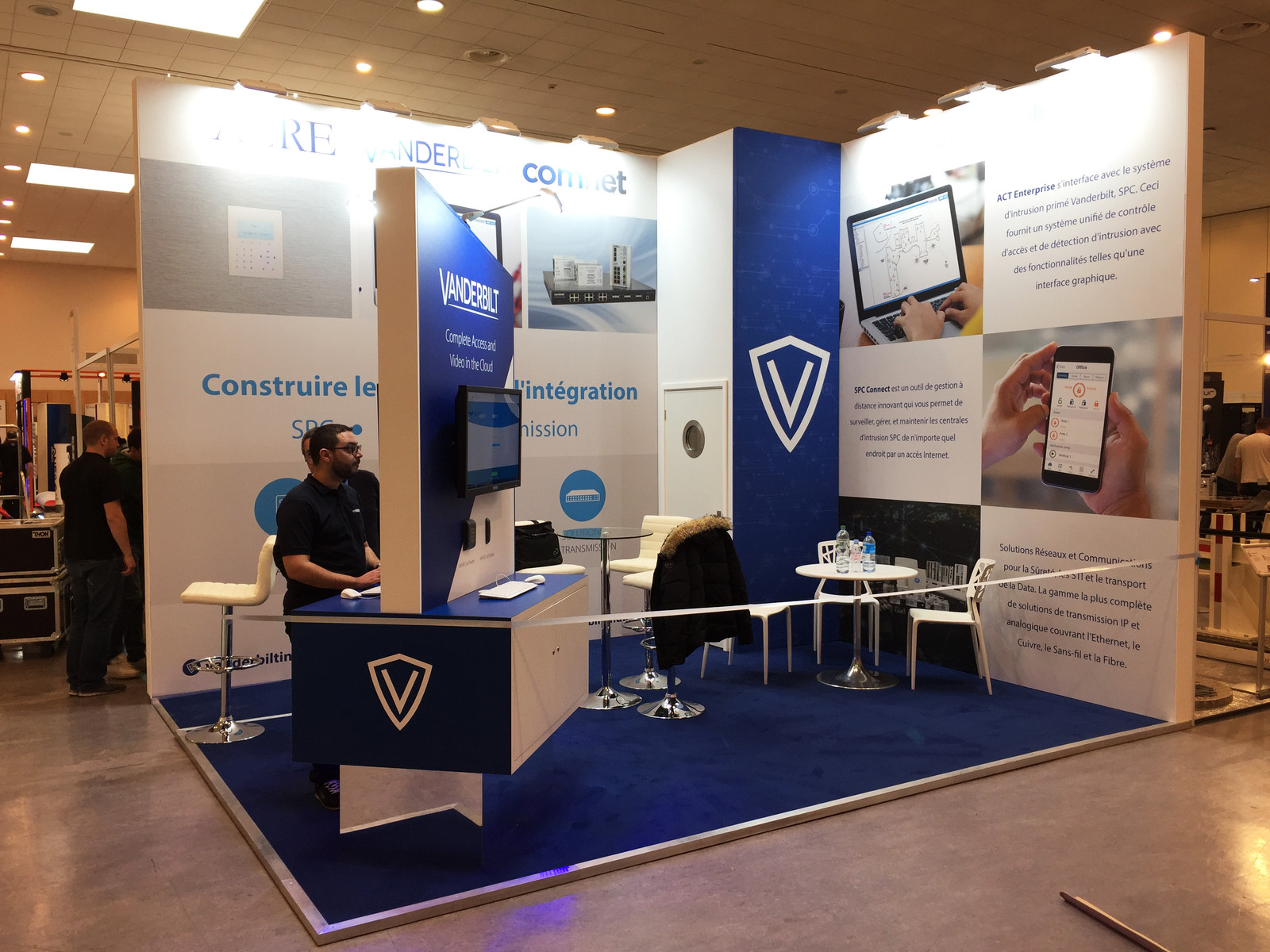 Exhibition Stand Builders Dublin : Bespoke exhibition stands uk synergy studios