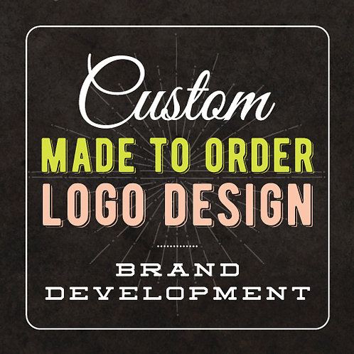 Made to Order Custom Logo Design
