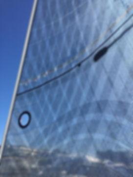 MXl membraam zeil Lion Sails