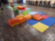 Motricité libre parentalité bienveillante et bienveillance, jeux pour enfant et bébé sur Clermont Ferrand