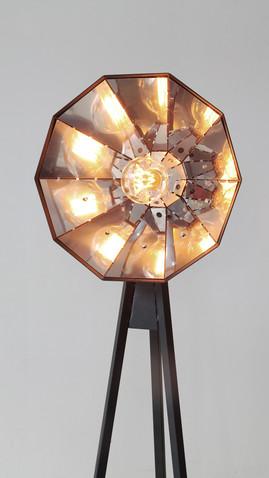 Luminária Newtri