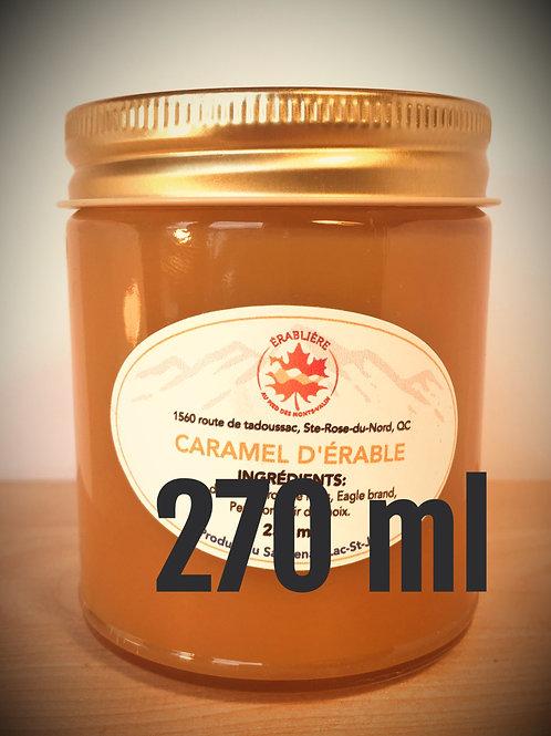Caramel d'érable 270 ml