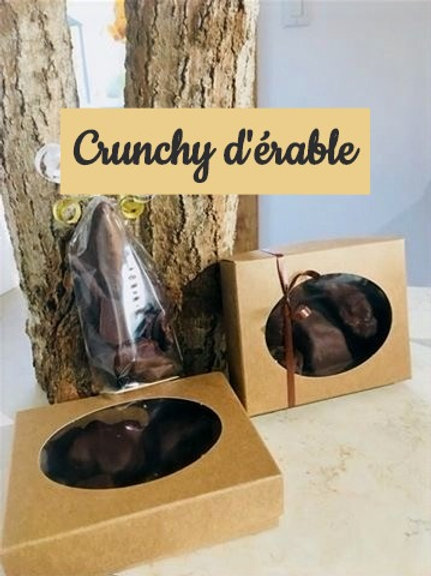 Crunchy d'érable