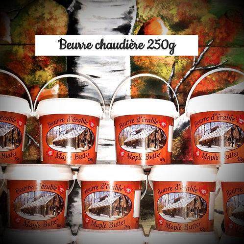 Beurre *Chaudière* Biologique 250 g