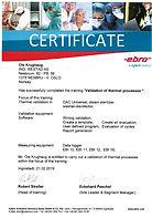 Valideringstekniker-sertifikat-Ole-Krist