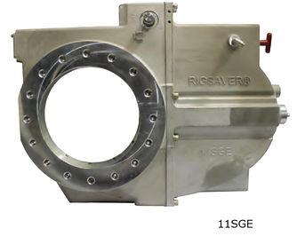 Rigsaver 11SGE hurtiglukkede ventil