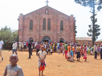 Church of Marangara of Province Ngozi